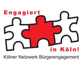 Kölner Netzwerk Bürgerengagement Logo