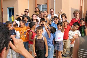 International volunteers – Kölner Freiwilligen Agentur