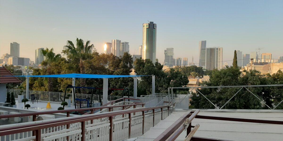 ifd_Ausblick Reha Zentrum Tel Aviv_Klara N.