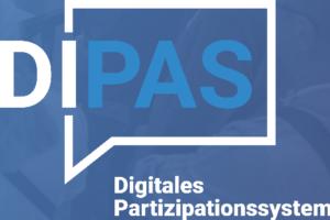 Logo: DIPAS - Digitales Partizipationssystem