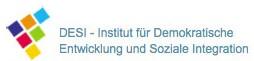 Logo DESI-Institut für Demokratische Entwicklung und Soziale Integration